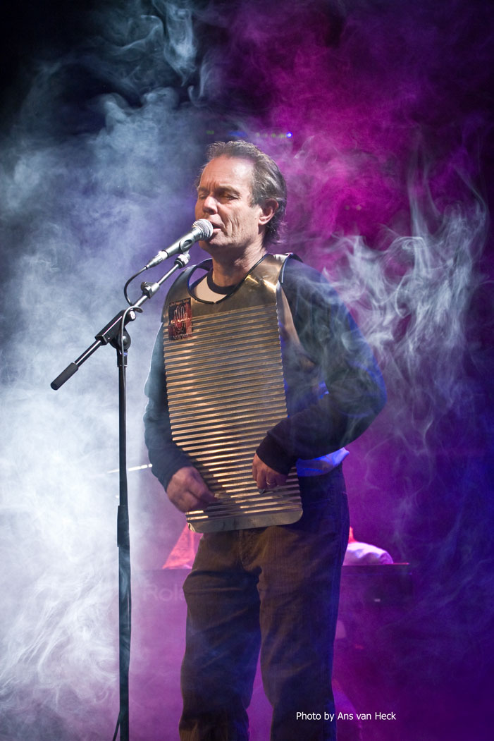 Chris Jagger , Nov 2007